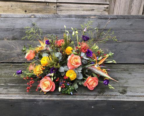 Rouwbloemen bestellen Haarlem
